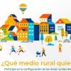 La REDR lanza una macroencuesta para definir el futuro de las áreas rurales