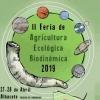 II Feria de Agricultura Ecológica Biodinámica 2019
