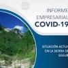 Informe comarcal COVID-19 con las aportaciones empresas Sierra del Segura