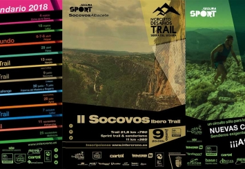 II Ibero Trail en Socovos