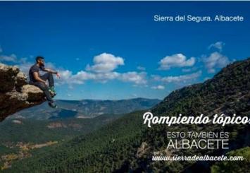 La Sierra del Segura vuelve a promocionarse en FITUR