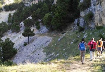 Actividades en el Parque Natural de los Calares para este mes de abril