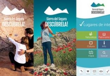 La APP 'Descubre la Sierra del Segura' opta a los premios Promoción de EscapadaRural 2019