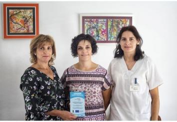 El Grupo de Acción Local entrega las primeras placas de ayudas LEADER en la comarca