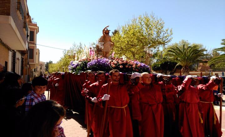 Semana Santa en el Segura