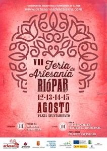 Cartel VII Feria de Artesanía de Riópar
