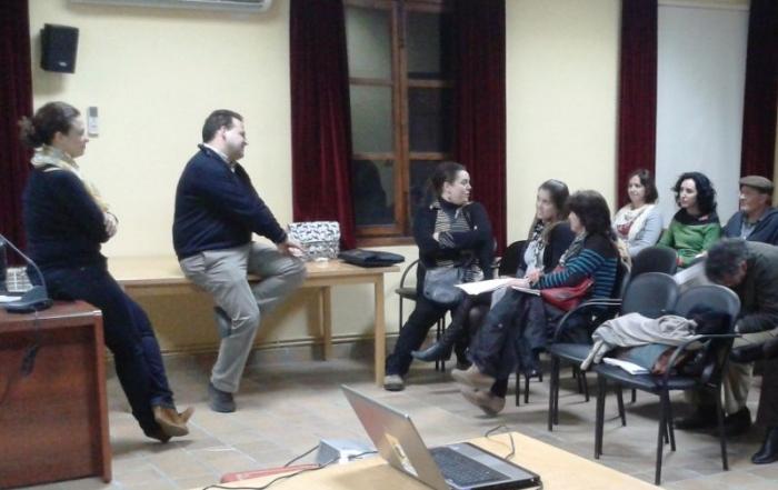 EL GRUPO DE ACCIÓN LOCAL CONVOCA MESA SECTORIAL EN SOCOVOS