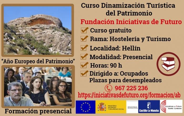 Cursos para profesionales del turismo relacionados con el patrimonio