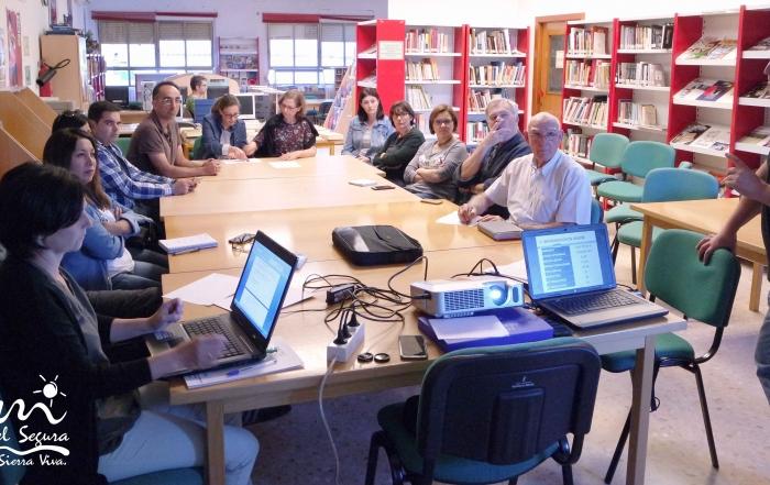 Convocatoria de mesa sectorial del Grupo de Acción Local Sierra del Segura