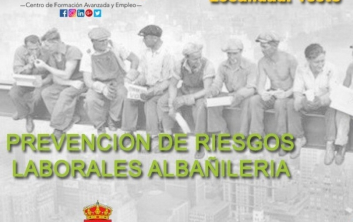CURSO DE PREVENCION DE RIESGOS LABORALES EN YESTE