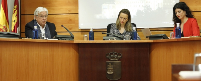 RECAMDER en Comisión contra Despoblación