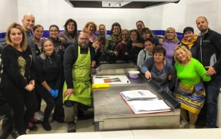 curso cocina en liétor sierra del segura