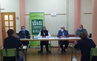 Reunión Grupos de Acción Local Leader de Albacete